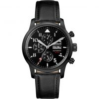 Mens Ingersoll The Hatton Multifunction Automatic Watch