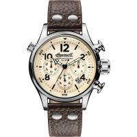 Mens Ingersoll The Armstrong Chronograph Watch
