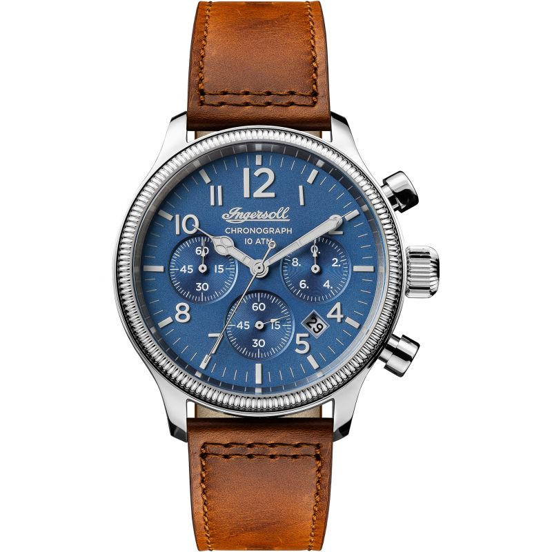 Mens Ingersoll The Apsley Chronograph Watch I03801