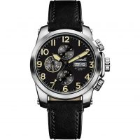 Mens Ingersoll The Manning Multifunction Automatic Watch