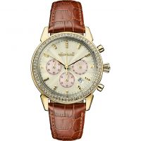 Damen Ingersoll The Gem Chronograf Uhr