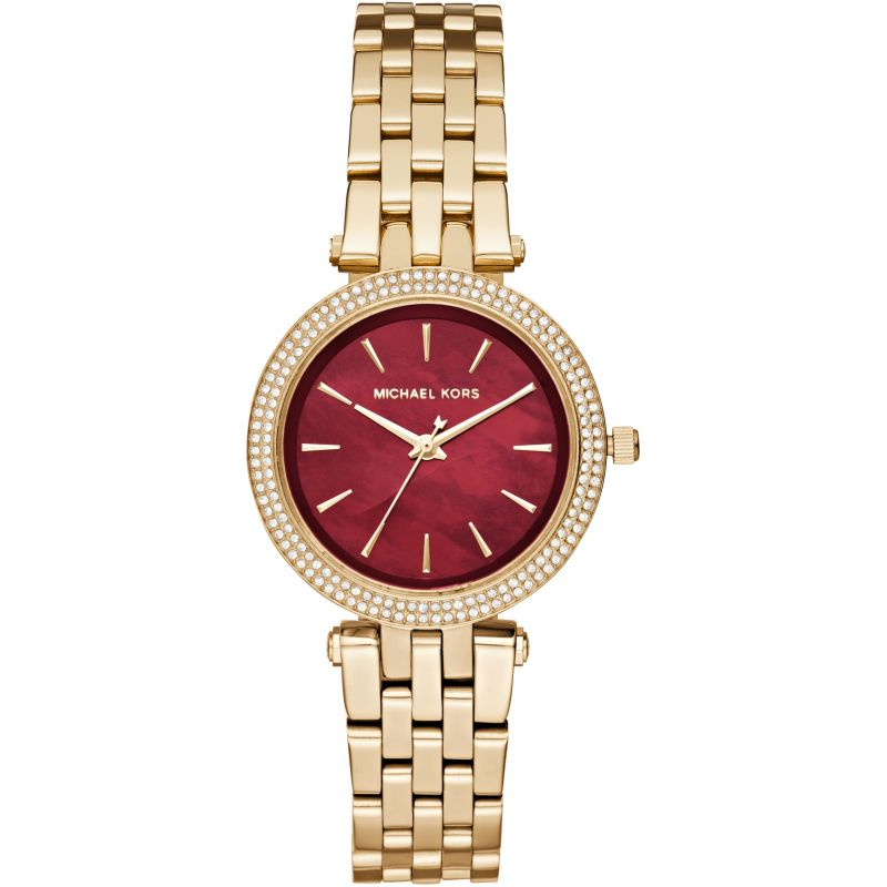 Ladies Michael Kors Mini Darci Watch MK3583