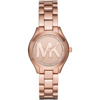 Damen Michael Kors Mini Slim Runway Watch MK3549