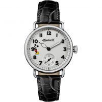 Ingersoll The Trenton Disney Limited Edition Dameshorloge Zwart ID00101