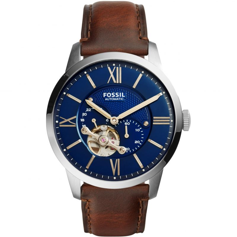 Mens Fossil Townsman Automatic Watch ME3310