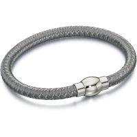 homme Fred Bennett Grey Nylon Bracelet Watch B4735