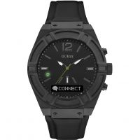 homme Guess Connect Bluetooth Hybrid Smartwatch Alarm Watch C0001G5