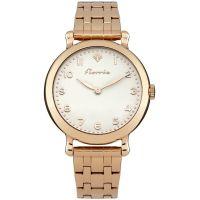 Damen House Of Florrie Violett klassisch Uhr