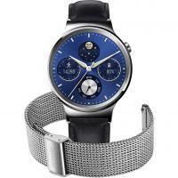 Unisex Huawei W1 Bluetooth klassisch Intelligent Android Wear Maschen Geschenk Chronograf Uhr