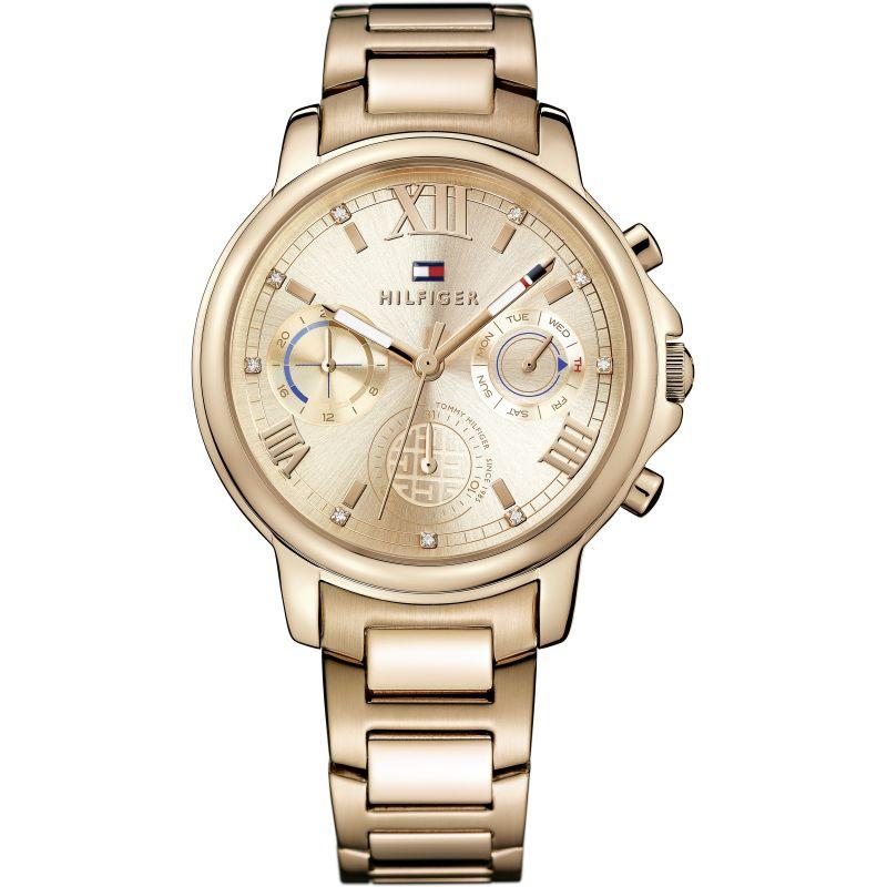 Damen Tommy Hilfiger Claudia Watch 1781743