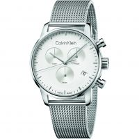 homme Calvin Klein City Chronograph Watch K2G27126