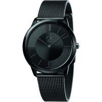Herren Calvin Klein Minimal 40mm Watch K3M214B1