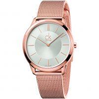 Herren Calvin Klein Minimal 40mm Watch K3M21626
