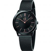 Unisex Calvin Klein Minimal 35mm Watch K3M22421