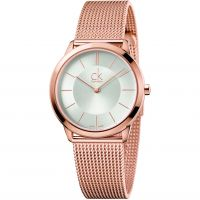 Ladies Calvin Klein Minimal 35mm Watch