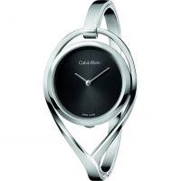Damen Calvin Klein Licht mittelgroß Armreif Uhren