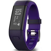 Unisex Garmin Vivosmart HR+ Wecker Chronograf Uhr