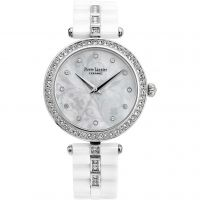 Ladies Pierre Lannier Elegance Ceramic Watch