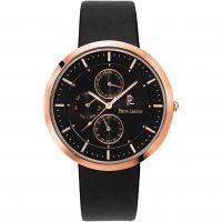 Herren Pierre Lannier Elegance Extra Plat Watch 221D033