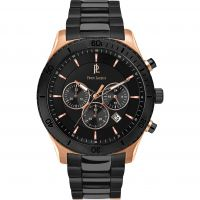 Mens Pierre Lannier Week End Chrono Chronograph Watch