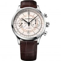 Herren Louis Erard 1931 Vintage Telemeter Automatik Chronograf Uhr