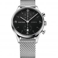 Herren Louis Erard Heritage Automatik Uhr