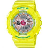 femme Casio Baby-G Alarm Chronograph Watch BA-110CA-9AER
