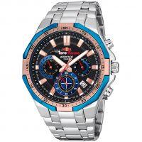 Hommes Casio Edifice Toro Rosso Special Édition Chronographe Montre