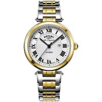 Ladies Rotary Swiss Made Lucerne Midsize Quartz Watch