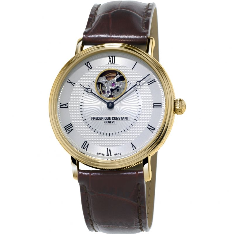 Mens Frederique Constant Classics Automatic Watch FC-312MC4S35