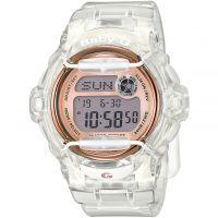 Damen Casio Baby-G Wecker Chronograf Uhr