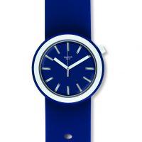 Unisex Swatch Navypop Uhr