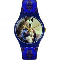 Unisex Swatch Herr Hund Uhr
