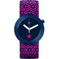 Unisex Swatch Lillapop Uhr