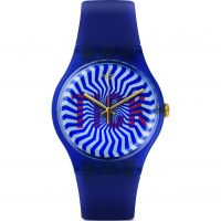 unisexe Swatch Ti-Ock Watch SUON119