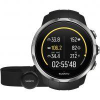 Unisex Suunto Spartan Sport Schwarz HR Wecker Chronograf Uhr