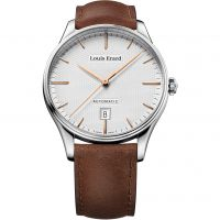 Mens Louis Erard Heritage Classic Date Automatic Watch
