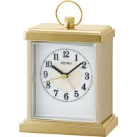Seiko Clocks Carriage Mantel Alarm Clock