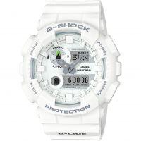 Hommes Casio G-Shock Alarme Chronographe Montre