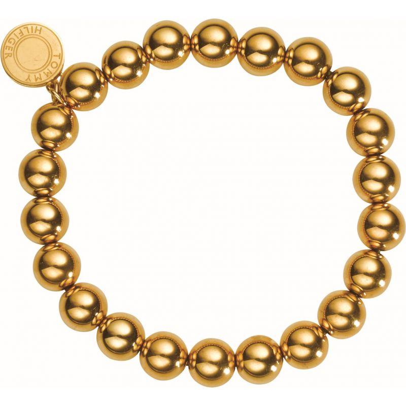 Ladies Tommy Hilfiger Gold Plated Bracelet 2700502