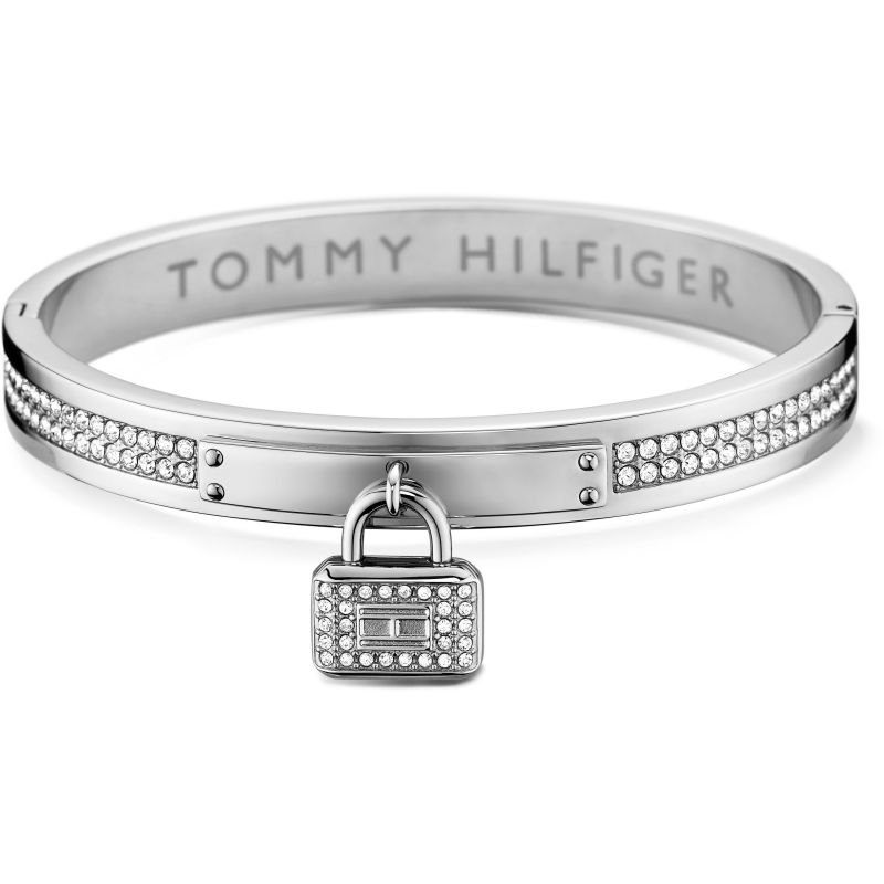 Ladies Tommy Hilfiger Stainless Steel Bangle 2700709