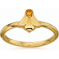 Ladies Orla Kiely PVD Gold plated Bee Ring