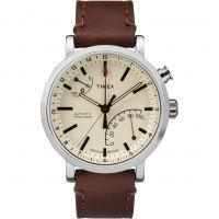 Herren Timex Metropolitan+ Activity Tracker Bluetooth hybrid Smartwatch Uhren