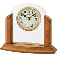 Seiko Clocks Wooden Mantel Clock