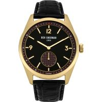 Herren Ben Sherman London Carnaby Driver Watch WB052BG