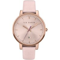Reloj para Mujer Ted Baker Kate Saffiano Leather Strap TE10030737