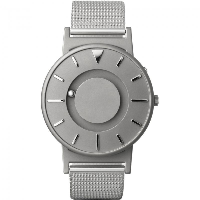 Unisex Eone The Bradley Mesh Silver Watch BR-C-MESH