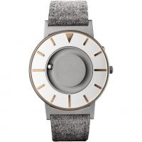 Unisex Eone Bradley Compass Gold Watch