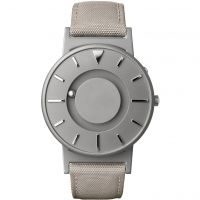 unisexe Eone The Bradley Canvas Beige Strap Watch BR-C-BEIGE