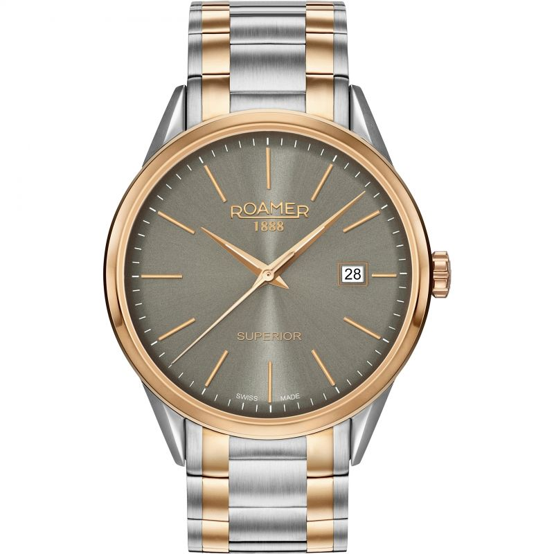 Mens Roamer Superior Watch 508833490551